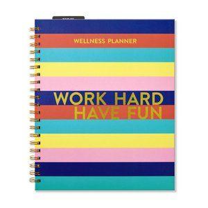 Pembrook Workout & Wellness Planner NWT
